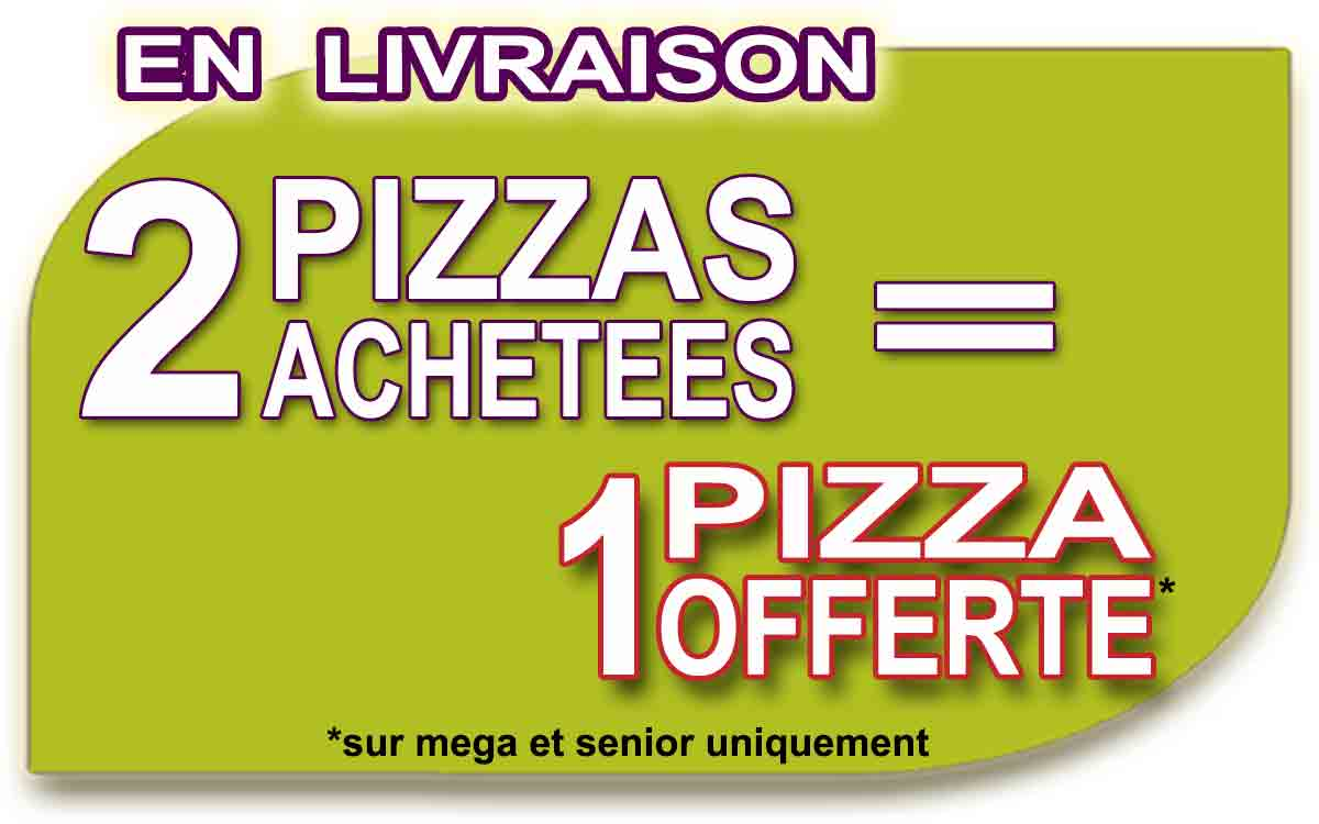 offre pizza limay